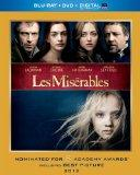 Les Miserables (2012) (Blu-ray + DVD + Digital with UltraViolet)