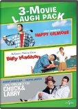 3-Movie Laugh Pack: Happy Gilmore / Billy Madison / I Now Pronounce You Chuck & Larry