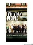 Everyday People [VHS]