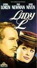 Lady L [VHS]