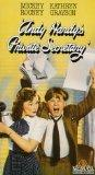 Andy Hardy's Private Secretary [VHS]