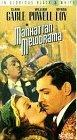 Manhattan Melodrama [VHS]