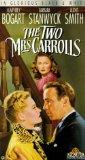 The Two Mrs. Carrolls  [VHS]