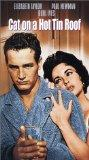 Cat on a Hot Tin Roof [VHS]