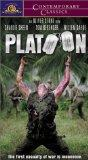 Platoon [VHS]