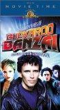 The Adventures of Buckaroo Banzai [VHS]
