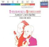 Tchaikovsky: Violin Concerto in D Major, Op. 35 /  Mendelssohn: Violin Concerto in E Minor, ...