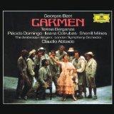 Bizet - Carmen / Berganza, Domingo, Cotrubas, Milnes, Abbado