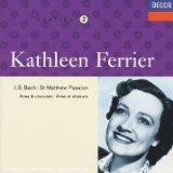 Kathleen Ferrier;    J.S. Bach St Matthew Passion - Arias & Choruses (Revised by Elgar & Atk...