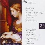 Haydn - Great Organ Mass  St. Cecilia Mass  Missa Sancti Nicolai  Missa Brevis / Nelson  Kir...