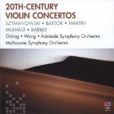 20th Century Violin Concertos