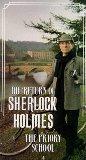 THe Return of Sherlock Holmes: Priory School [VHS]