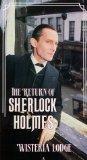 Sherlock Holmes: Wisteria Lodge [VHS]