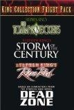 Stephen King Collector's Set (The Tommyknockers / Storm of the Century / Rose Red / The Dead...