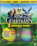 Rise of the Guardians - Limited Edition Easter Gift Pack (Blu-ray / DVD / Digital Copy + 2 H...