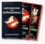 Ghostbusters 1 & 2 [VHS]
