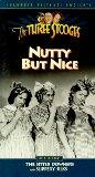 3 Stooges: Nutty But Nice [VHS]