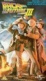 Back to the Future Part III [VHS]