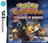 Pokemon Explorer Darkness NDS