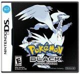 Pokemon Black Version DS