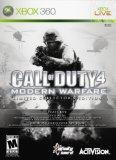 Call of Duty 4: Modern Warfare Collector's Edition -Xbox 360