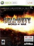 Call of Duty World at War Collector's Edition -Xbox 360