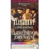 Allegheny Uprising [VHS]