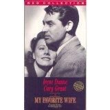 My Favorite Wife [VHS]