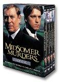 Midsomer Murders: Set One (Death's Shadow / Strangler's Wood / Blood Will Out / Beyond the G...