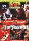 A Bucket of Blood/The Giant Gila Monster
