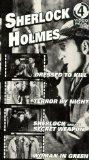 Sherlock Holmes [VHS]
