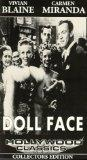 Doll Face [VHS]