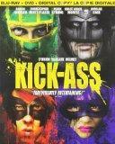 Kick-Ass Blu-ray/DVD Combo Pack w/ Digital Copy (Bilingual) [Blu-ray] (2010)