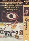 The Crawling Eye (aka The Trollenberg Terror) [VHS]