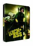 Kick-Ass: Limited Edition Steelbook (Blu-ray/DVD Combo)