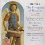 Britten:The Company of Heaven, Paul Bunyan (First Recordings) (Virgin)