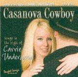 Casanova Cowboy: Songs in the Style of Carrie Underwood - Karaoke CD