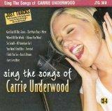 Sing the Songs of Carrie Underwood (Karaoke CDG)