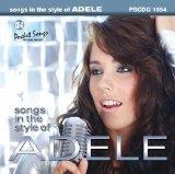 You Sing Adele (Karaoke CDG)