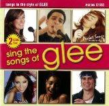 Sing The Songs of Glee, Vol. 1 - Karaoke CD