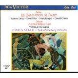 Berlioz - La Damnation De Faust ; Debussy -La Demoiselle lue (2 CD) (RCA Victor)