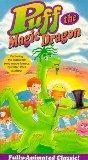 Puff the Magic Dragon [VHS]