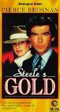 Remington Steele - Steele's Gold [VHS]