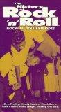 History of Rock & Roll 1: Rock & Roll Explodes [VHS]