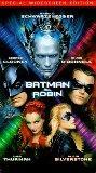 Batman & Robin (Widescreen Edition) [VHS]