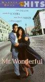 Mr. Wonderful [VHS]