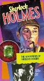 The Adventures of Sherlock Holmes [VHS]