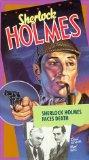 Sherlock Holmes Faces Death [VHS]