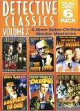 Detective Classics, Volume 2 (Dick Tracys Dilemma / Mr. Motos Last Warning / Mr. Wong - Doom...