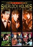 Sherlock Holmes Classics Triple Feature (Murder at the Baskervilles / A Study in Scarlet / D...